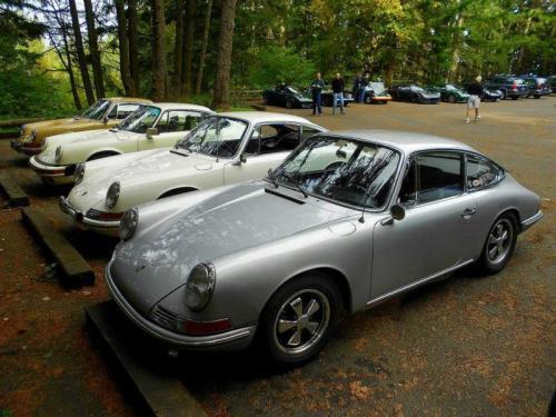 Joint Porsche/Lotus Drive