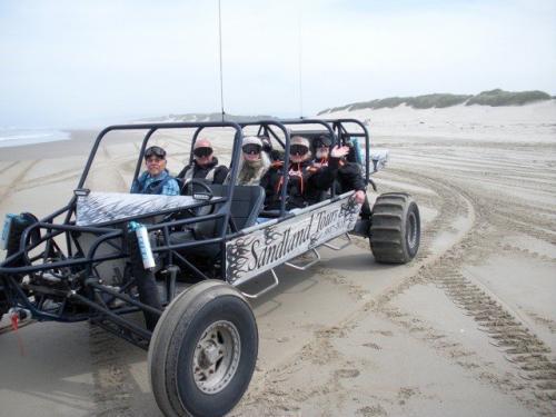 Sand Rail Trip (Southern)